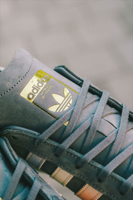 Sneakersnstuff x adidas Campus 80s 22 Little West - Mood 3