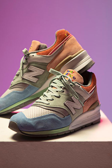 Todd Snyder x New Balance LOVE 997 Made In USA - Mood 2