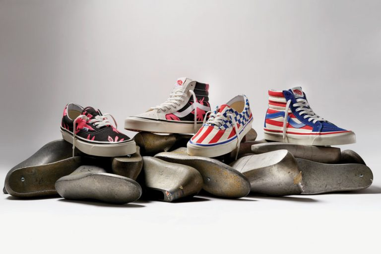 VANS Anaheim Factory Collection Prints Pack