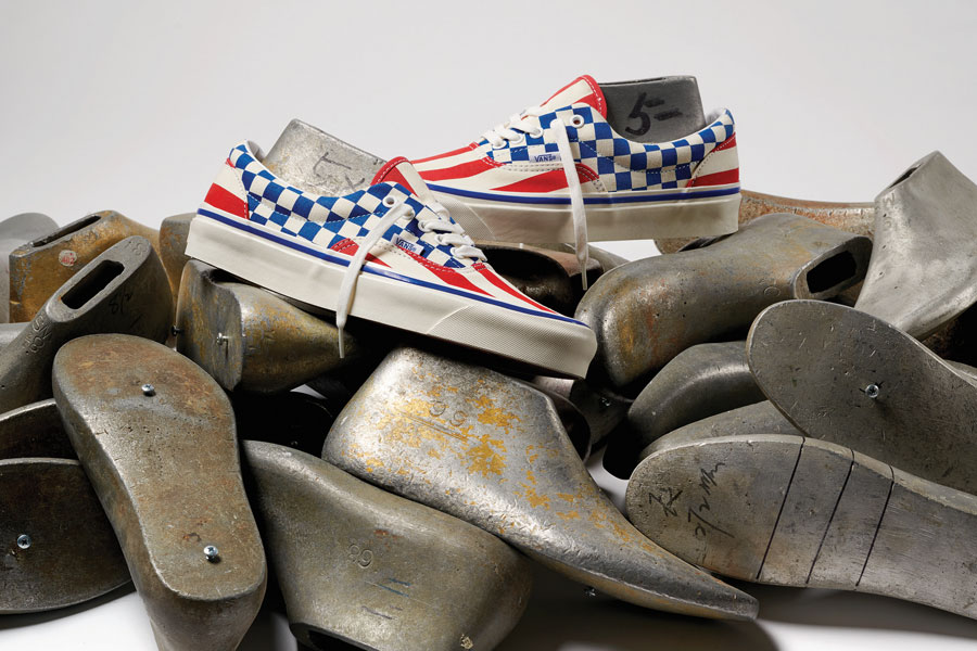 VANS Anaheim Factory Collection Prints Pack - Era (Stripes)