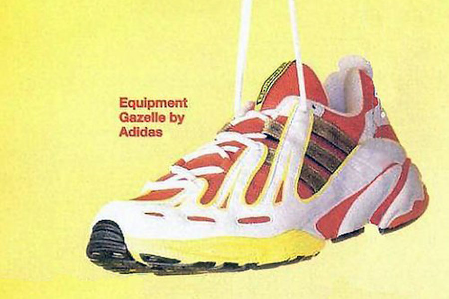 adidas Equipment Gazelle (1999)
