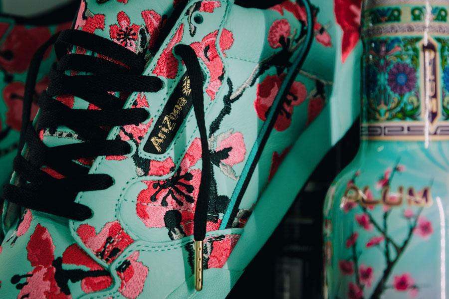 AriZona Iced Tea x adidas Originals - Continental 80 Green Tea (Mood 2)