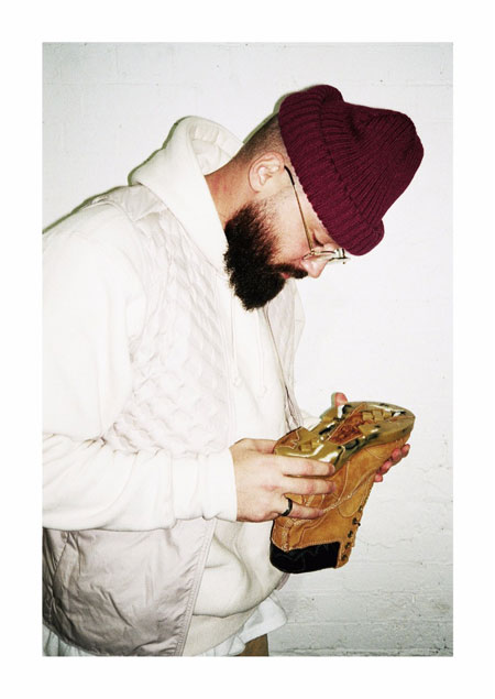 Chunky Sneakers Trend - Daniel Bailey