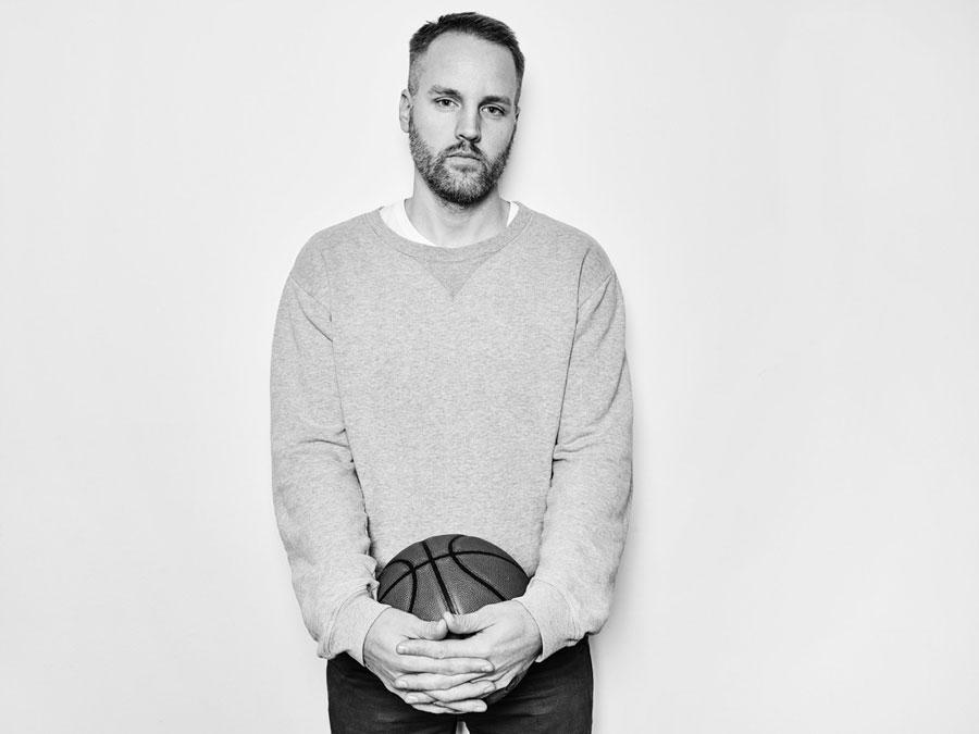 Chunky Sneakers Trend - Erik Fagerlind