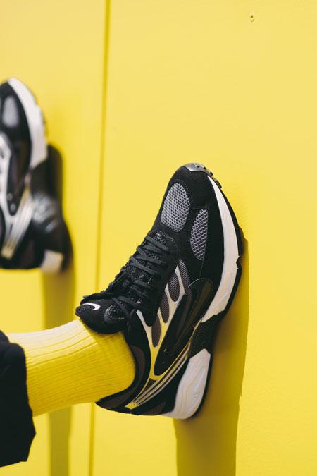 Nike Air Ghost Racer Black (AT5410-002) - Mood 3