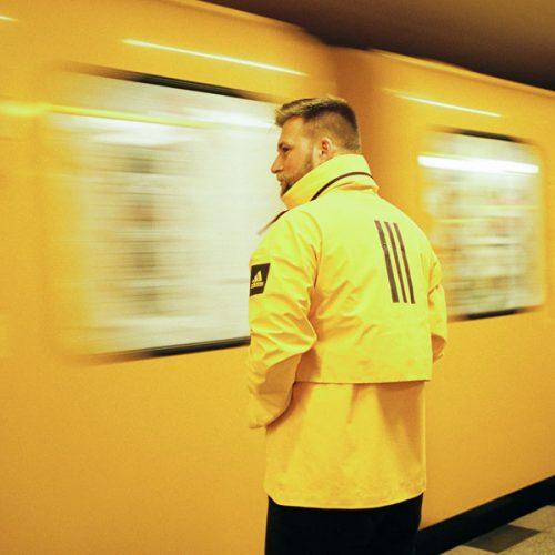adidas MYSHELTER Meets Photographer Philipp Gladsome