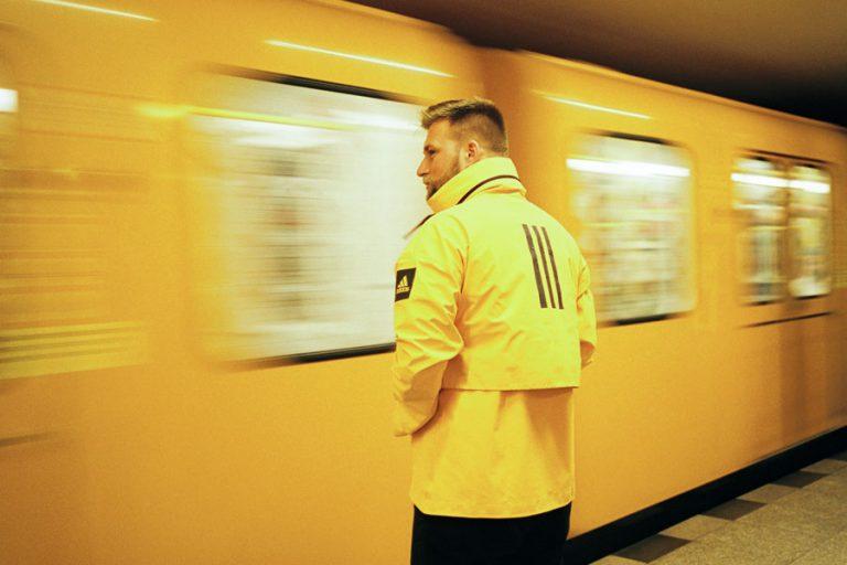adidas MYSHELTER - Philipp Gladsome 1