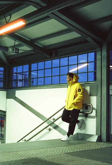 adidas MYSHELTER - Philipp Gladsome 3