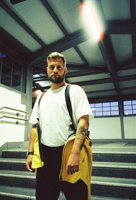 adidas MYSHELTER - Philipp Gladsome 5
