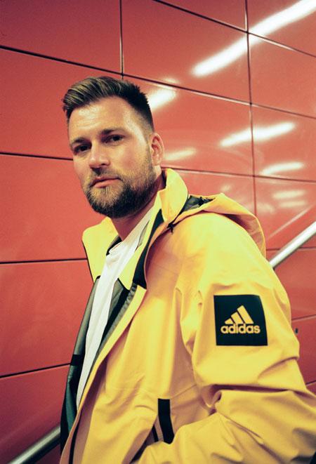 adidas MYSHELTER - Philipp Gladsome 8