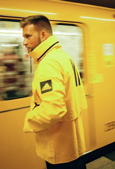 adidas MYSHELTER - Philipp Gladsome 9