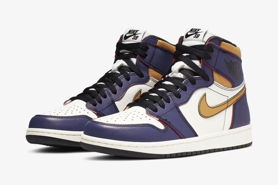 Nike Air Jordan 1 High OG Defiant LA To Chicago (CD6578-507) - Mood 1