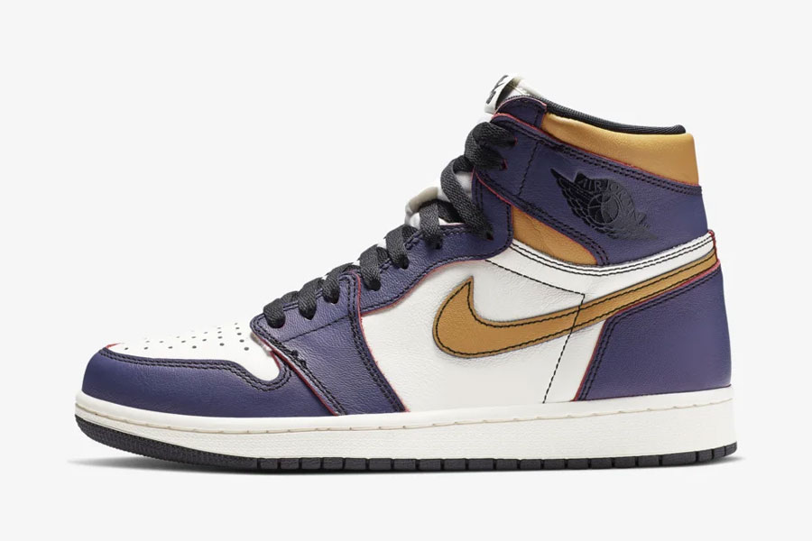 Nike Air Jordan 1 High OG Defiant LA To Chicago (CD6578-507) - Mood 2