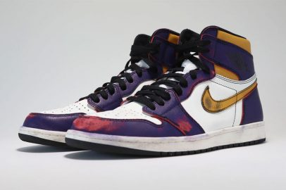 Nike Air Jordan 1 High OG Defiant LA To Chicago (CD6578-507) - Mood 7