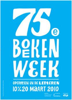 Piet Parra - 75e Boekenweek 2010