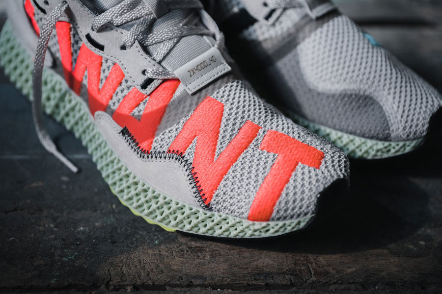 adidas ZX 4000 4D I WANT I CAN (EF9624) - Mood 5