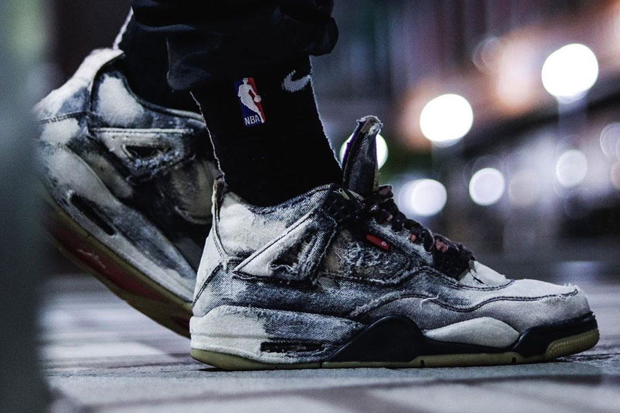 15 of Our Favorite Air Jordan 4 On-Foot Pics