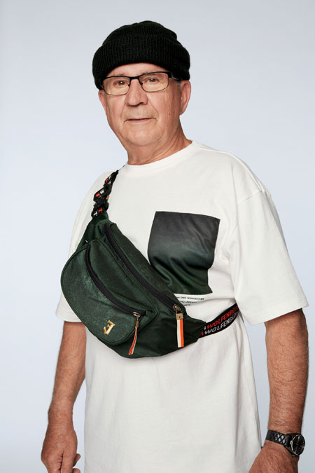 Jägermeister firstdrop Streetwear Collection - 56 Waist Bag