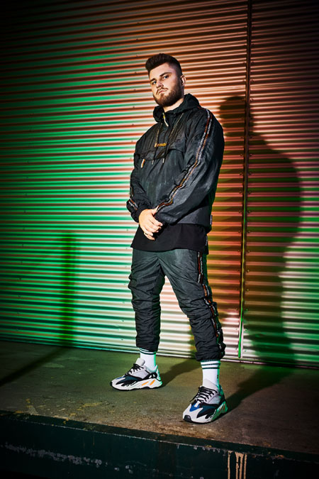Jägermeister firstdrop Streetwear Collection - Mood 3