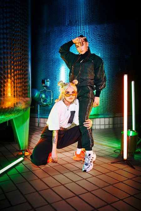 Jägermeister firstdrop Streetwear Collection - Mood 4