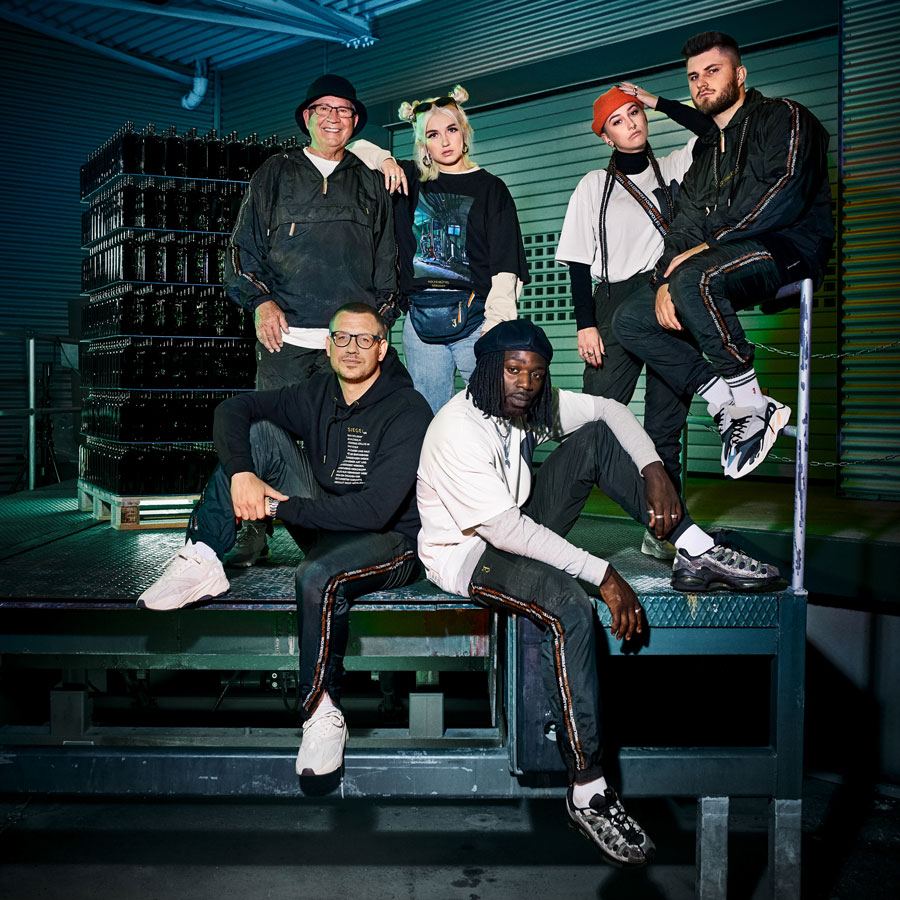 Jägermeister firstdrop Streetwear Collection - Mood 8