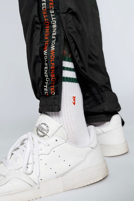 Jägermeister firstdrop Streetwear Collection - Socks