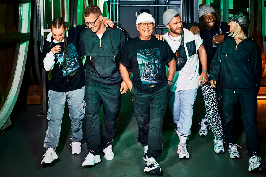 Jägermeister firstdrop Streetwear Collection - Title