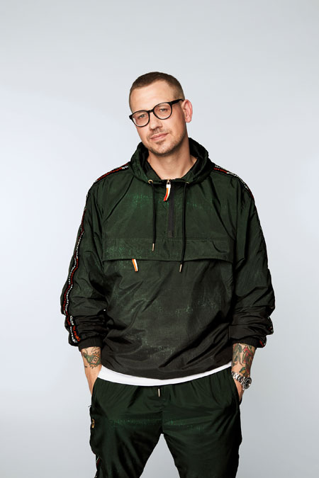 Jägermeister firstdrop Streetwear Collection - Track Suit