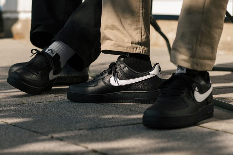 Nike Air Force 1 Low Retro Friday (CQ0492-001) - Mood 1