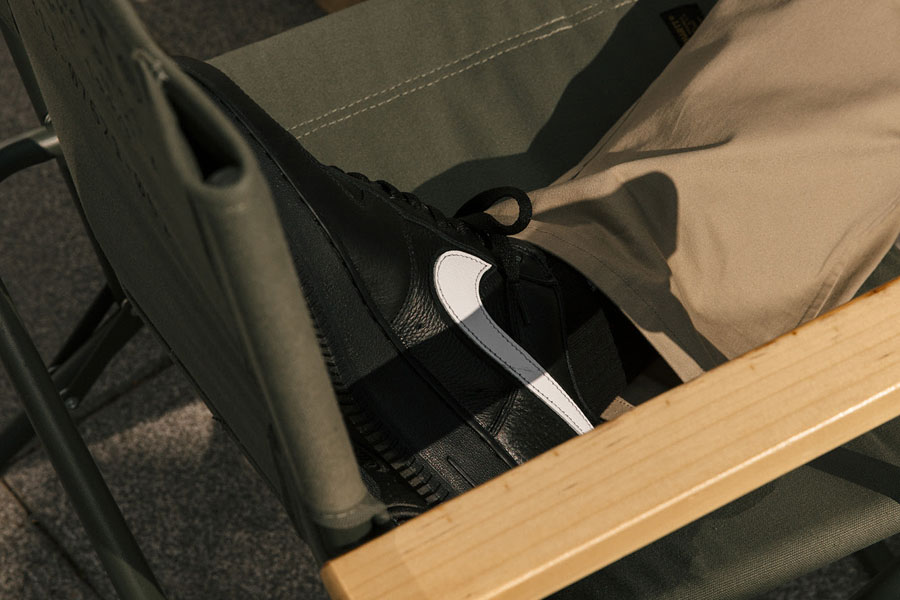 Nike Air Force 1 Low Retro Friday (CQ0492-001) - Mood 4