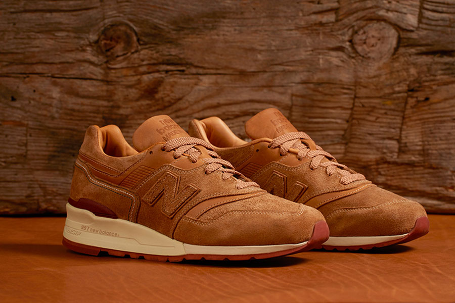 Red Wing Heritage x New Balance 997 - Mood 2