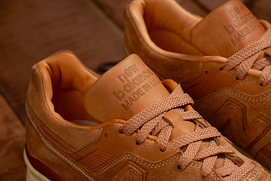 Red Wing Heritage x New Balance 997 - Mood 3