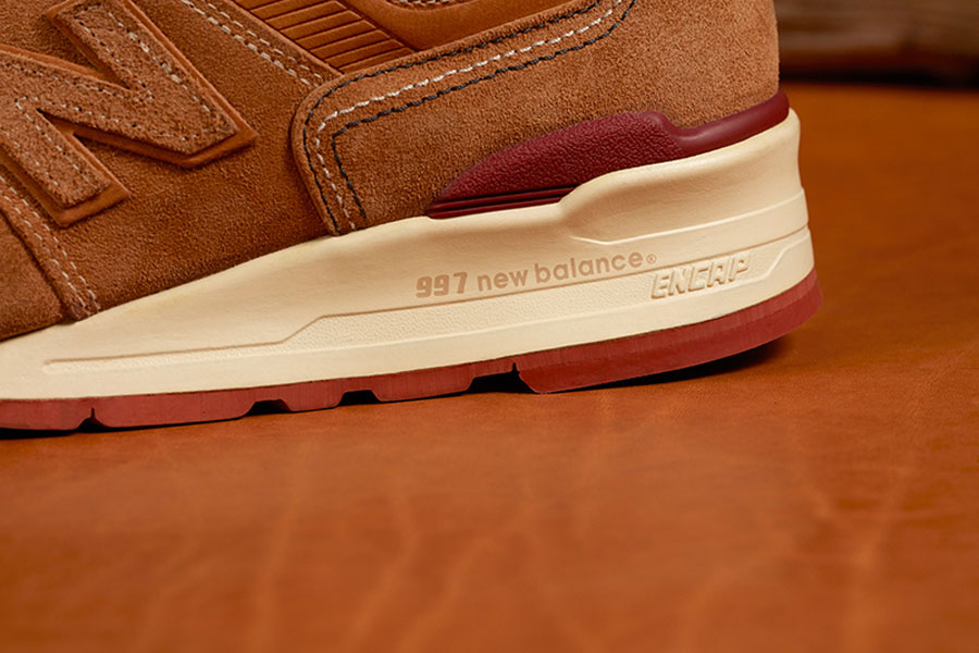 Red Wing Heritage x New Balance 997 - Mood 4