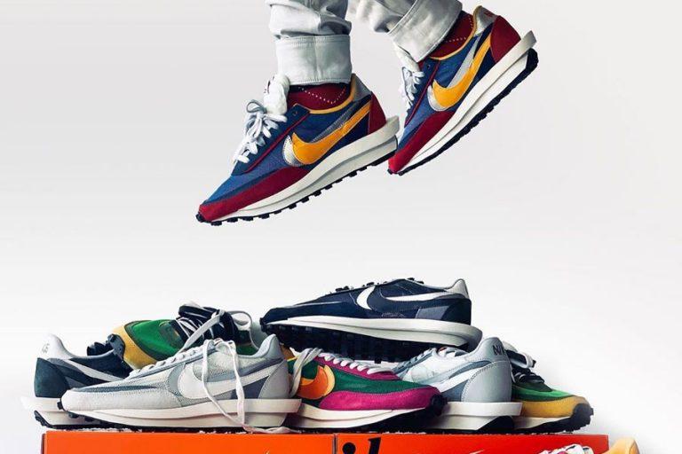 sacai x Nike LDV Waffle - Title