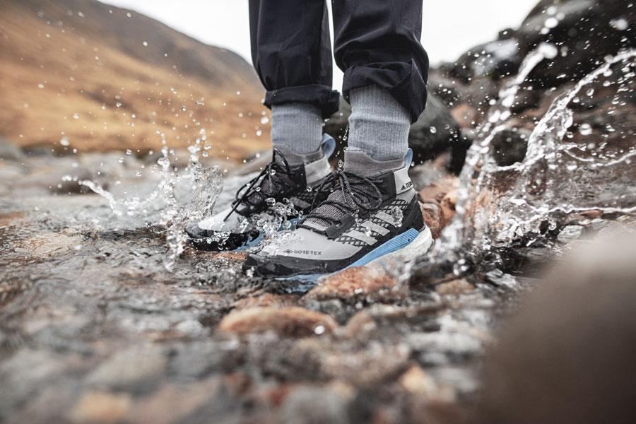 adidas Terrex Free Hiker GTX - Mood 1