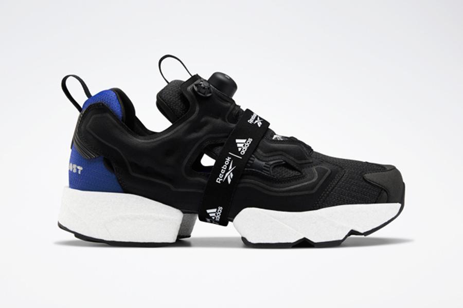 adidas x Reebok Instapump Fury BOOST - OG Meets OG (Core Black)