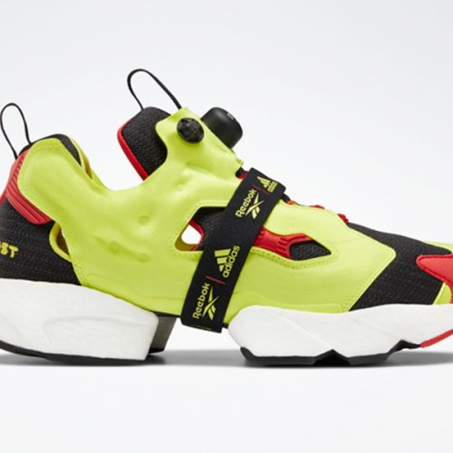 adidas and Reebok Collaborate on the Instapump Fury BOOST