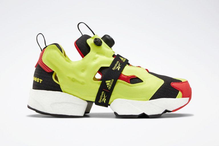 adidas x Reebok Instapump Fury BOOST - OG Meets OG (Hypergreen Red)