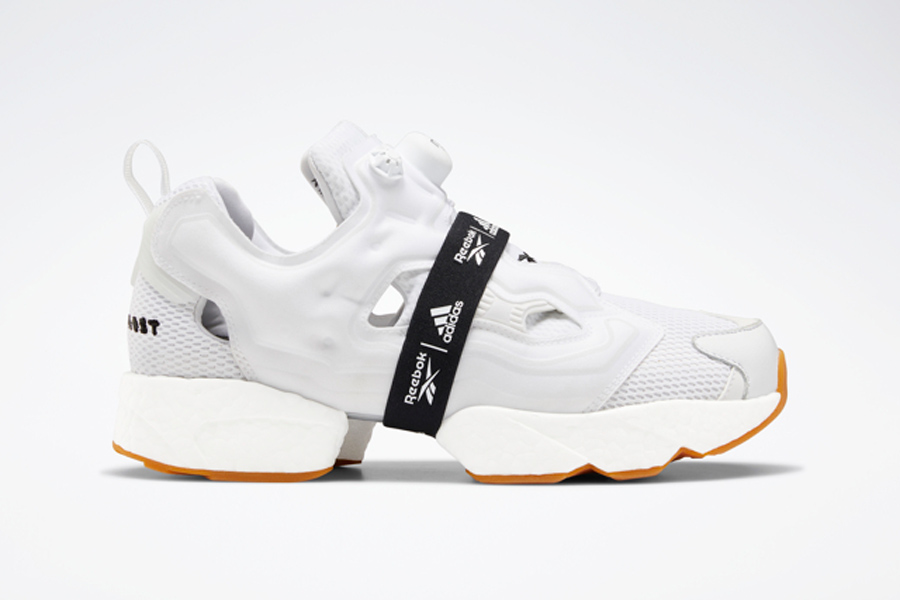 adidas x Reebok Instapump Fury BOOST - White Gum