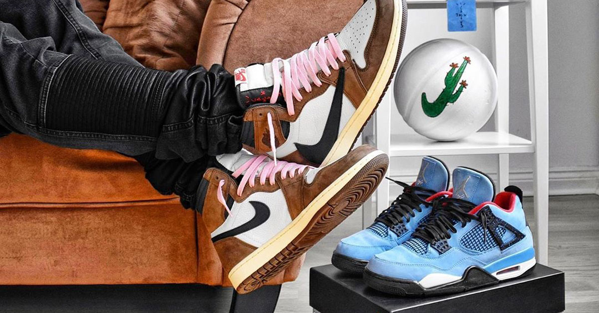 Nike x Travis Scott – Sneaker Collab History | Sneakers Magazine