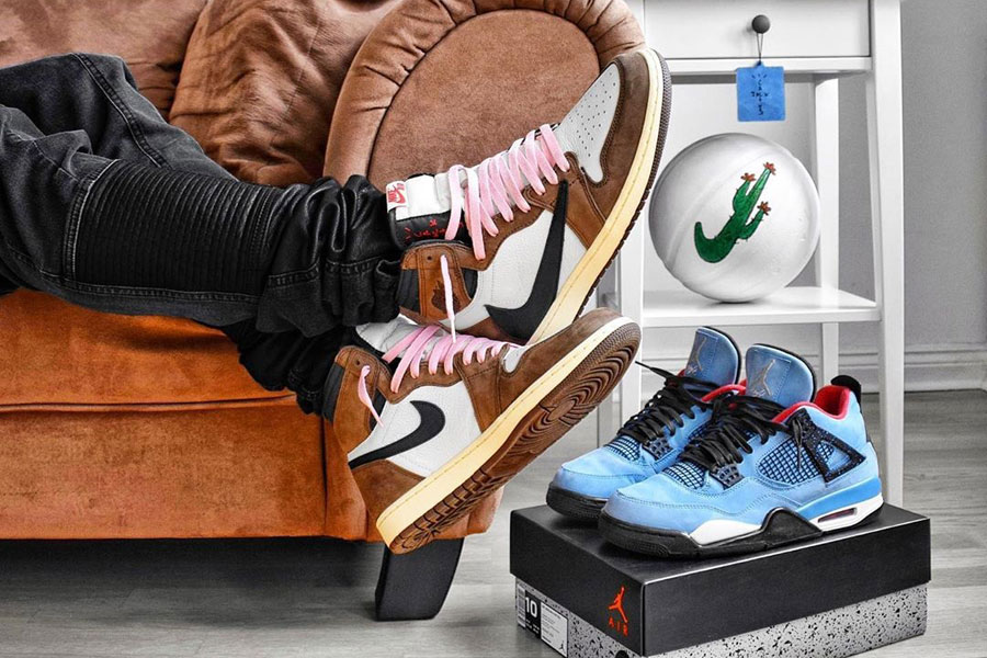 A History of Nike x Travis Scott Sneaker Collabs