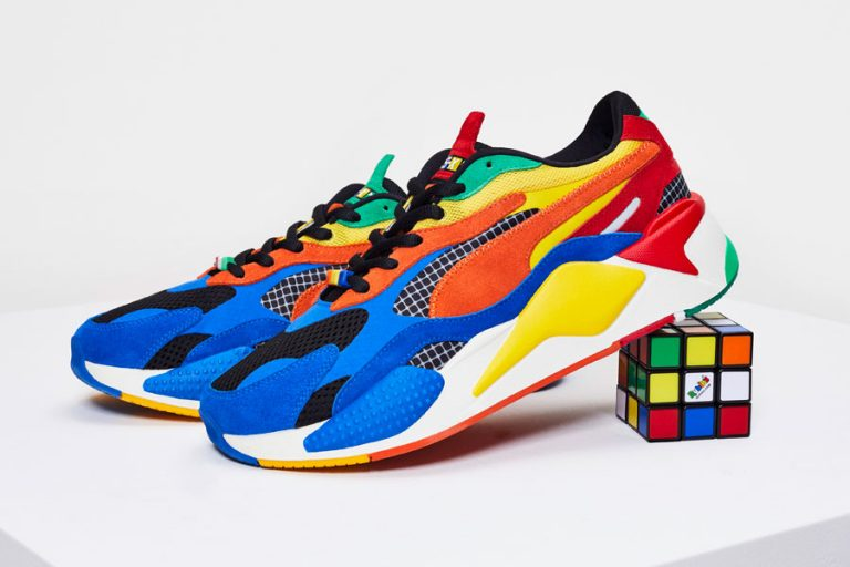 Rubiks x PUMA Collection
