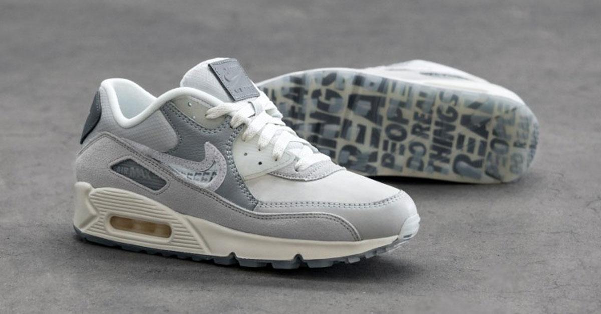 The Basement x Nike Air Max 90 London | Sneakers Magazine