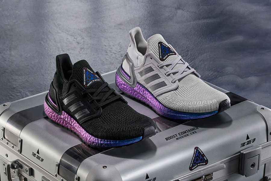 adidas Sends the UltraBOOST 20 on a Space Mission