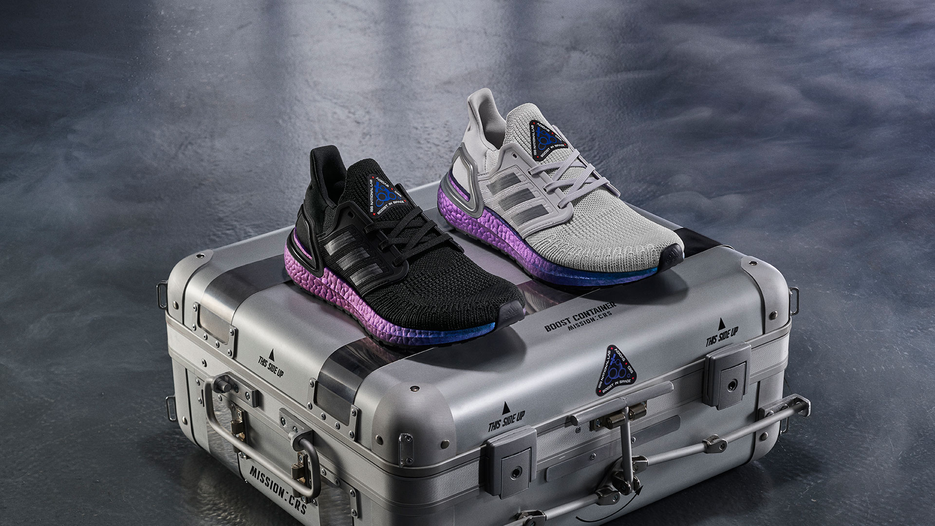 adidas UltraBOOST 20 Space Race - Slider