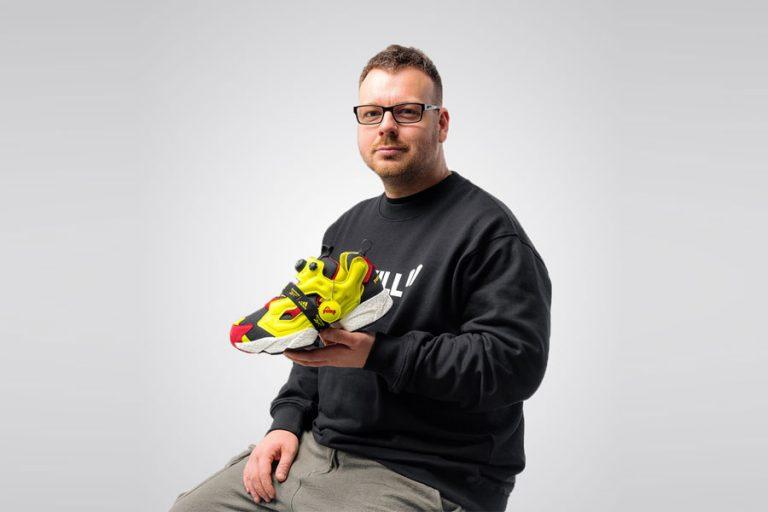 Marc Overkill - Reebok Instapump Fury BOOST