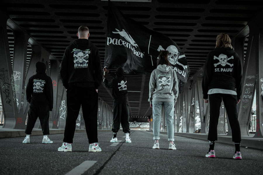 Pacemaker Teams up with FC St. Pauli for a Joint Collection