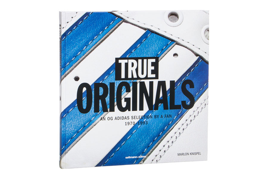 Sneaker Accesories - True Originals Book