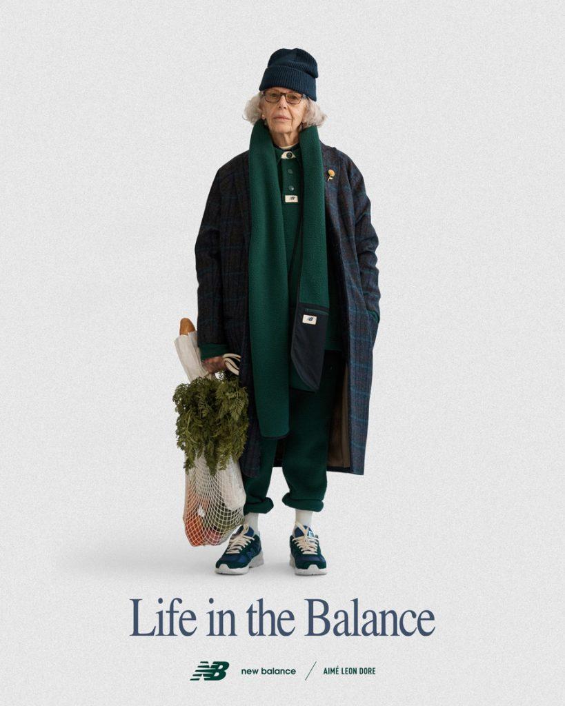 Aime Leon Dore x New Balance 990v5 Life in the Balance - 6