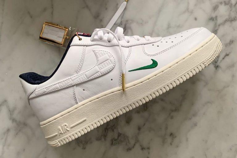 KITH x Nike Air Force 1